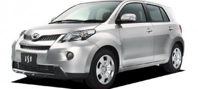 Toyota IST (or Similar) | Nevis auto rental