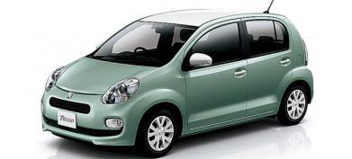 Toyota Passo (or Similar) | Nevis auto rental