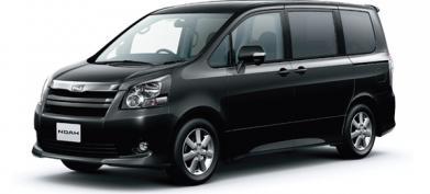 Toyota Noah (or Similar) | Nevis auto rental